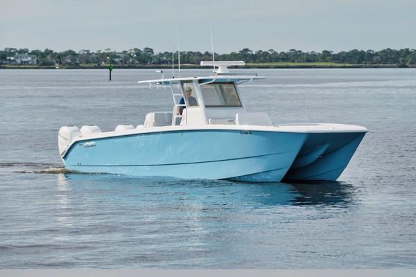 37' Invincible  37' Catamaran 2019 | No Name