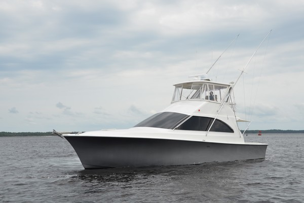 45' Ocean Yachts Sportfish 1996   Steel Dreamin