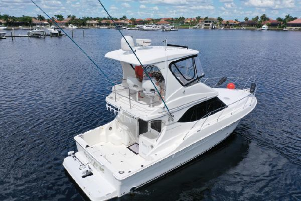 38-ft-Silverton-2006--  Florida United States  yacht for sale