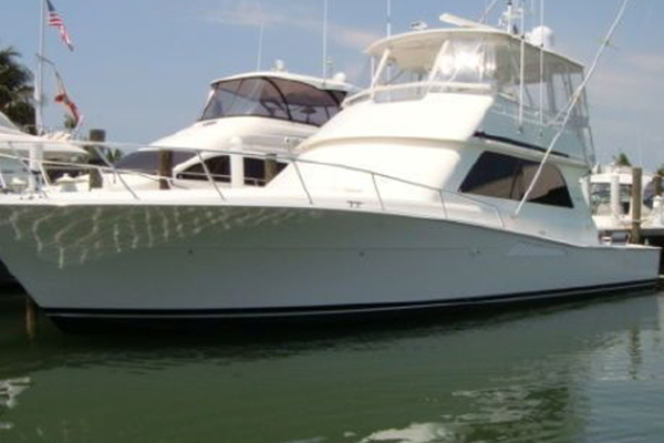 50' Viking Convertible 1997 | Sweet Escape