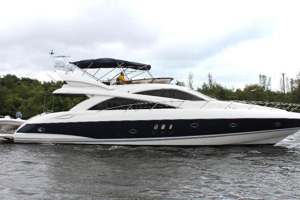 0' Sunseeker Manhattan 66 2006 |