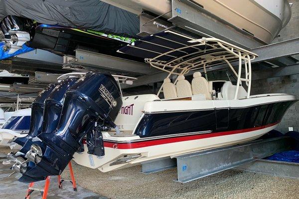0' Chris-craft 34 Catalina 2016 |