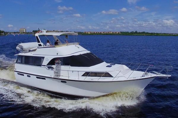 48-ft-Ocean Yachts-1992-48 MOTOR YACHT-Petra Palmetto Florida United States  yacht for sale