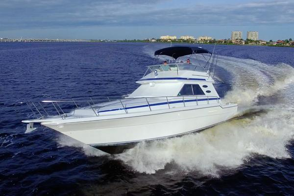 44-ft-Sea Ray-1989-440 Convertible-Little Lady Palmetto Florida United States  yacht for sale