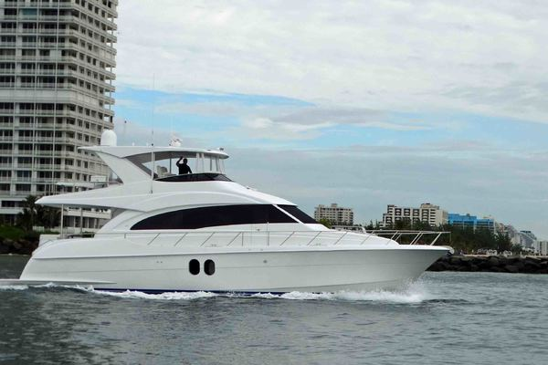 60-ft-Hatteras-2011--Sea Bandit Fort Lauderdale Florida United States  yacht for sale