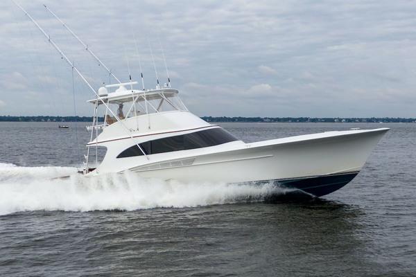 62-ft-Winter Custom Yachts-2008-Custom Carolina-Grander Charleston South Carolina United States  yacht for sale