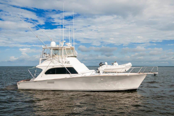 50' Post 50 Sport Fish 1994 | Kellano