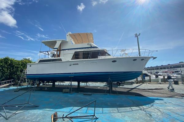 47-ft-Marine Trader-1989-Double Cabin-Moon River Fort Lauderdale Florida United States  yacht for sale