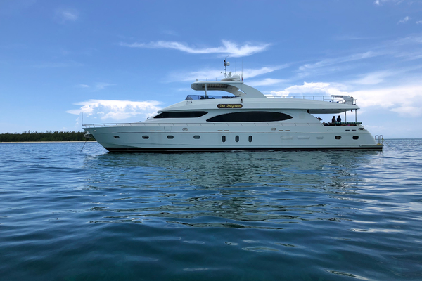97' Hargrave 97 Motor Yacht 2006 | The Program