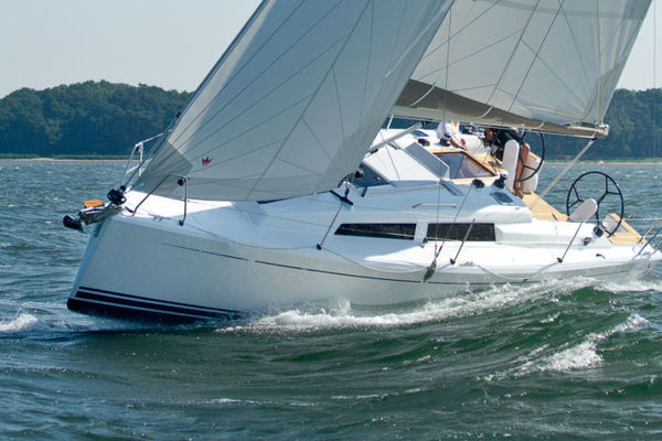 31-ft-Hanse-2021-315- For Delivery Alameda California United States  yacht for sale