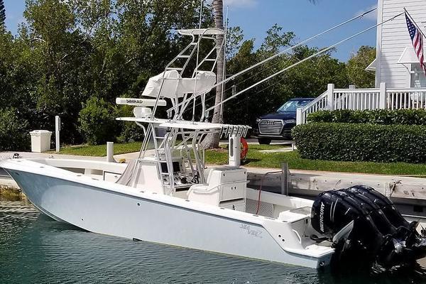 34-ft-SeaVee-2016-340z-No Name Marathon  Florida United States  yacht for sale
