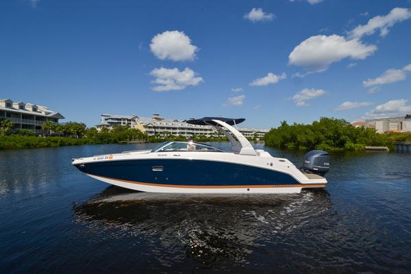 27-ft-Four Winns-2017-HD 270 OB- Apollo Beach Florida United States  yacht for sale