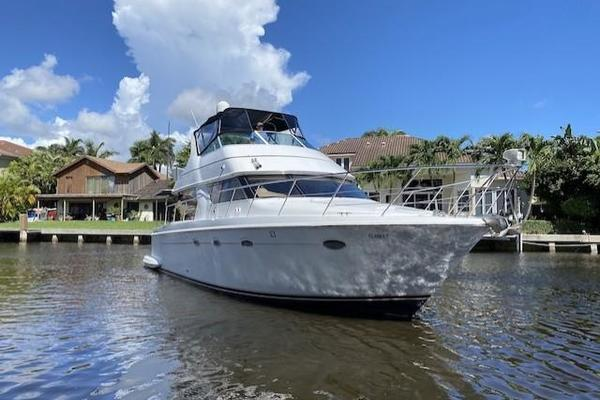 45-ft-Carver-2000--Stan's Boat Delray Beach Florida United States  yacht for sale