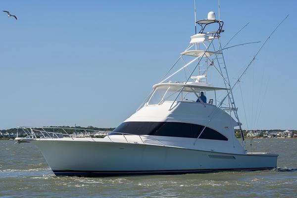 58' Ocean Yachts  2008 | Marlin Gale
