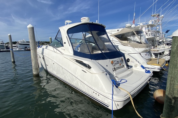37' Sea Ray 370 Sundancer  2010 | Gotta Go