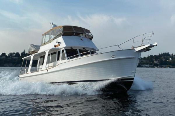 47-ft-Grand Banks-2010-Heritage EU-Grand Adventure Seattle Washington United States  yacht for sale