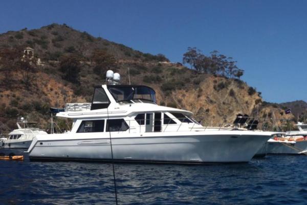 56-ft-Navigator-2003-5600-Ocean Villa Sand Diego California United States  yacht for sale