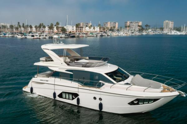 52-ft-Absolute-2018-52-PRESENTLY Marina Del Rey California United States  yacht for sale