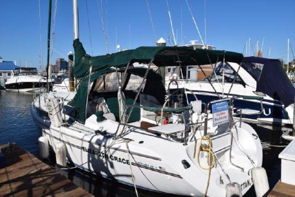34-ft-Catalina-1998-34MKII-Elizabeth Grace Hampton Virginia United States  yacht for sale