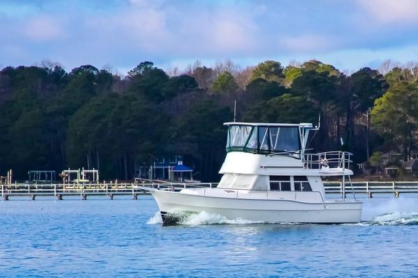 39-ft-Mainship-2002-390 Trawler-Placebo Hampton Virginia United States  yacht for sale