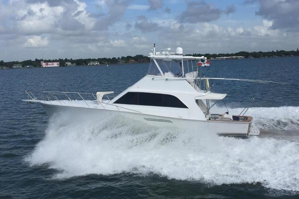 48-ft-Ocean Yachts-1987--Old Skool  North Miami Florida United States  yacht for sale