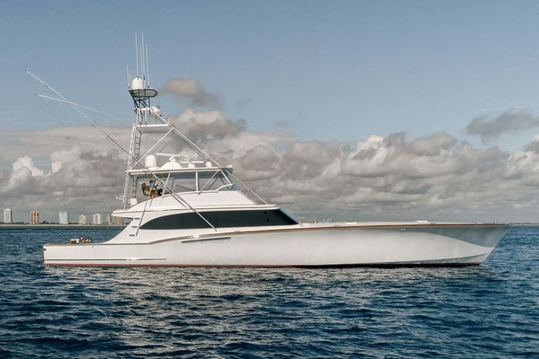 85-ft-Jim Smith-2006-Convertible-Silky North Palm Beach Florida United States  yacht for sale