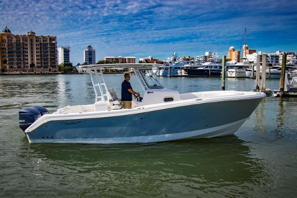 28-ft-Edgewater-2018-280CC- Sarasota Florida United States  yacht for sale