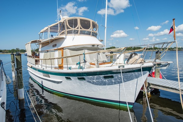 43-ft-DeFever-1978-43-Loon Tampa Florida United States  yacht for sale