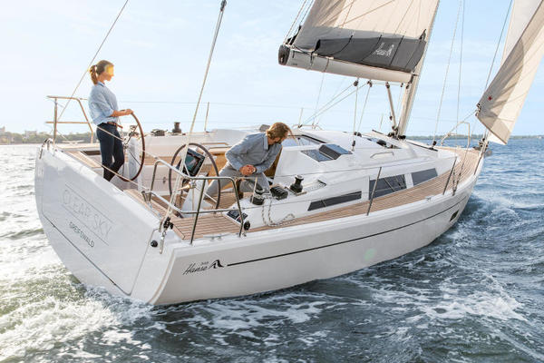 34-ft-Hanse-2021-348- For Delivery Alameda California United States  yacht for sale
