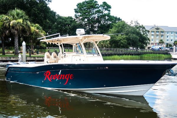 33-ft-Grady-White-2016-Canyon 336- Charleston South Carolina United States  yacht for sale