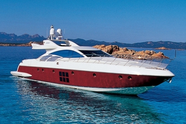 86-ft-Azimut-2009-S- Destin  Florida United States  yacht for sale