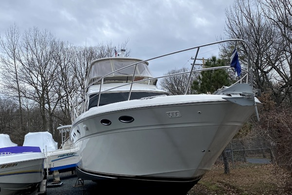 48' Sea Ray Sedan Bridge  2000 |