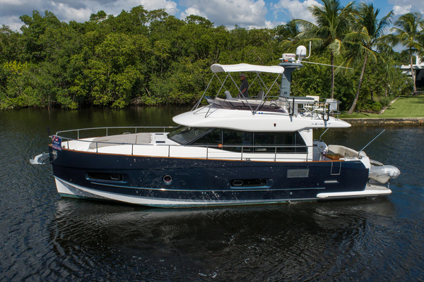 43-ft-Azimut-2017-Magellano 43-Cher Bear  Florida United States  yacht for sale