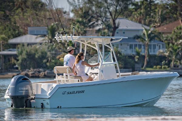 20-ft-Sailfish-2022-220 CC-Sailfish 220 CC Stuart Florida United States  yacht for sale