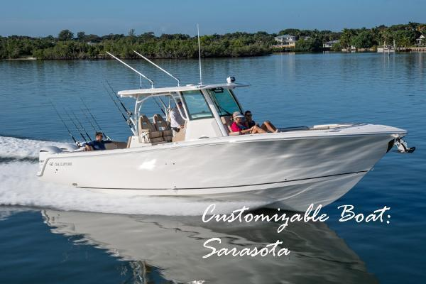 35' Sailfish 360 Cc 2021 | Sailfish 360 Cc