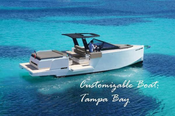 33' De Antonio D34 Cruiser 2021 | De Antonio Yachts D34 Cruiser
