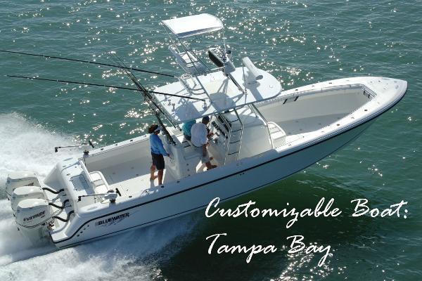 35' Bluewater Sportfishing 355e 2021 | Bluewater Sportfishing 355e