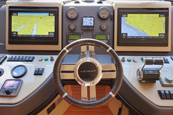 2014Azimut 60 ft Flybridge   God s Plan