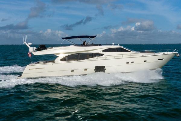 78' Ferretti Yachts 780 Fly Bridge 2007 | Indulge