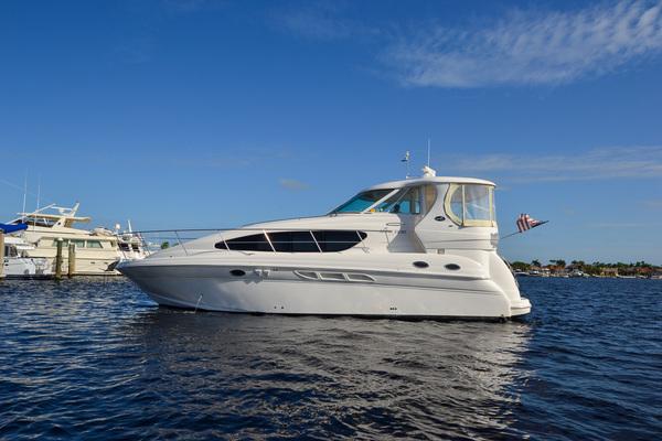 40' Sea Ray 40 Motor Yacht 2006 |