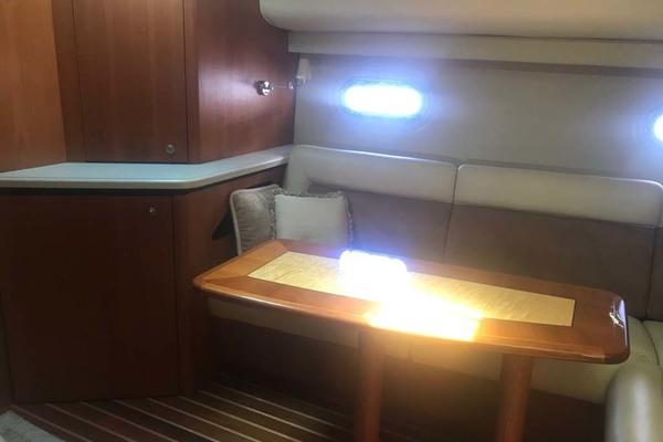 Starboard Side At Dock