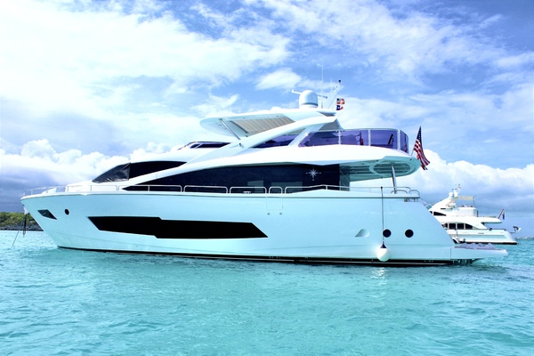 86' Sunseeker 86 Yacht 2019 | It's Noon Somewhere