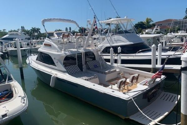 35-ft-Bertram-2019--  Florida United States  yacht for sale