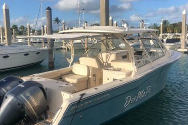 30-ft-Grady-White-2017-Freedom 307-  Florida United States  yacht for sale