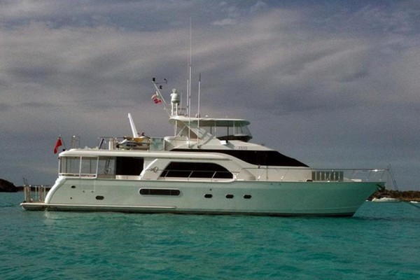 68' Queenship Admiralty Series 2000 | Sweet Lady