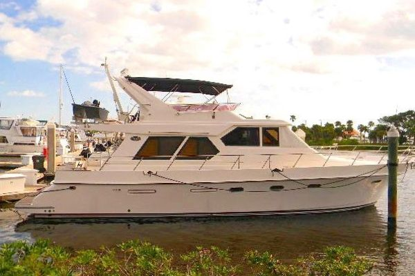 57' Symbol 557 Pilothouse Yacht 1999 |