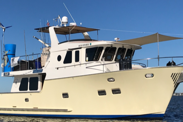 45' Northwest Northwest Pilothouse 2008 | The Path