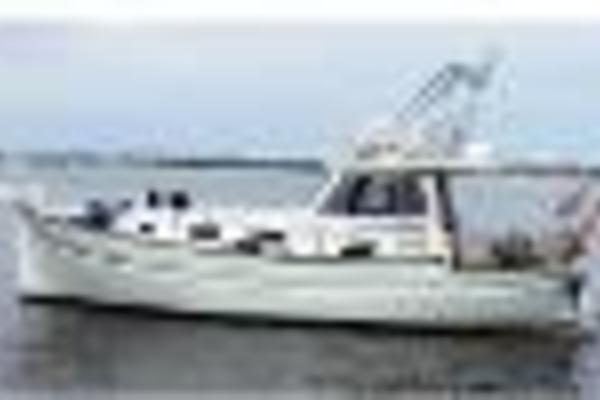 41' Menorquin Yacht My 120 2003 | Pulpo