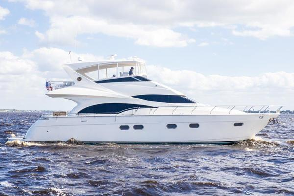 59' Marquis 59 Flybridge Markham Edition  2005 | No Name