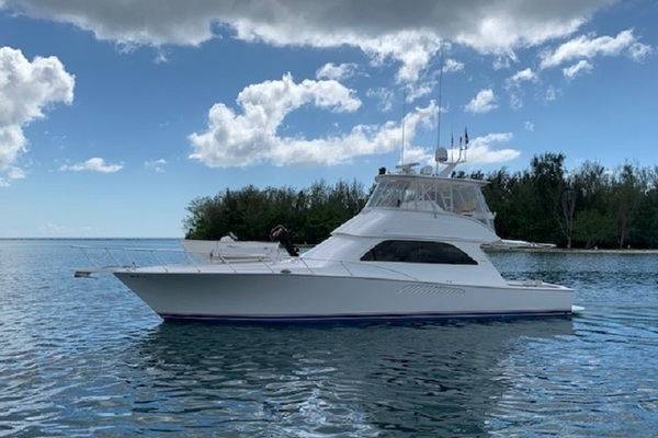 52' Viking Convertible 2003 | Ayayaiii